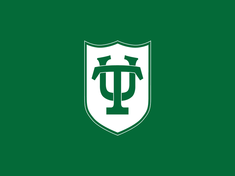 Tulane University shield